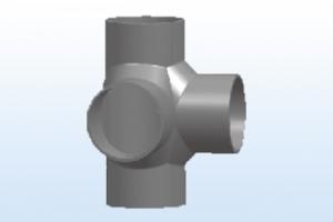 铸铁排水管相比塑料管相比