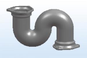 铸铁排水管输送应用中的施工优势