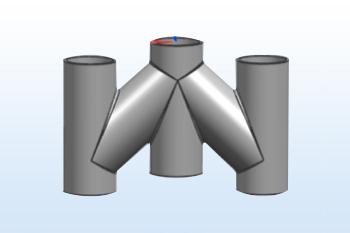 W型M通气管