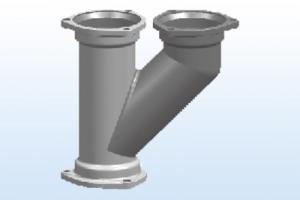 B型y(h)型通气管