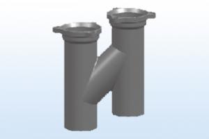 A型H透气管