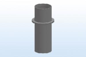 W型承重短管